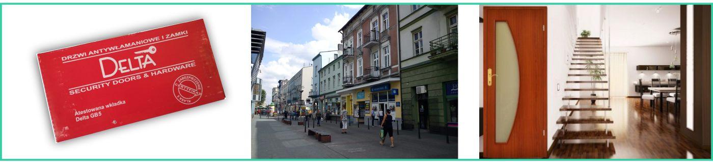 Zamki do drzwi Delta Sosnowiec